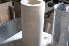 Vaso cilindro 20x40