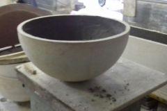 Mezza sfera diametro 60 cm