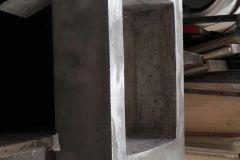 Pilozzi di cemento