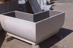Vasi in cemento su misura