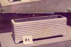 Vaso R1 R11 60X21X23h/80X21X23h
