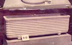 Vaso R12 L 100X30X30